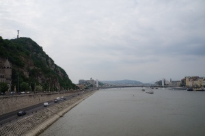 The grey Danube